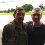 Massad Ayoob and Ivan Nikolov in Giddings, TX - May 2015