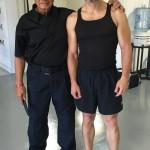 Ivan Nikolov and Grandtuhon Leo T. Gaje Jr.